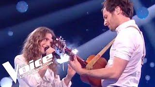 Vianney (Je m'en vais) | Maëlle et Vianney | The Voice 2018 | Finale