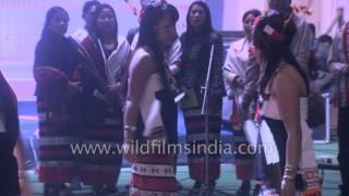 Zeme Naga dance