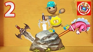 Kick The Buddy - All Cold Weapons Unlocked Gameplay Walkthrough 2 All Legendary Weapons & Tools Open