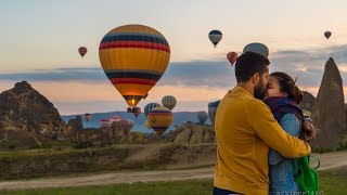 Tiguan Yolda - Cappadox 2017