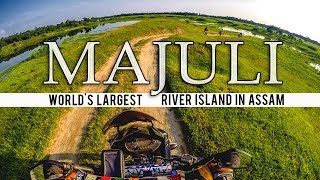 Majuli Island | World