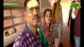 Thrissur Edavilangu Panchayath President got attacked