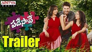 Padesave Theatrical Trailer II Karthik Raju, Nithya Shetty, Sam II Anup Rubens