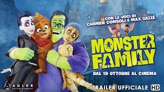 MONSTER FAMILY | Trailer Ufficiale Italiano | HD