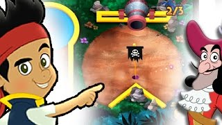 Puttin Pirates Never Land | Jake and the Neverland Pirates online game for kids