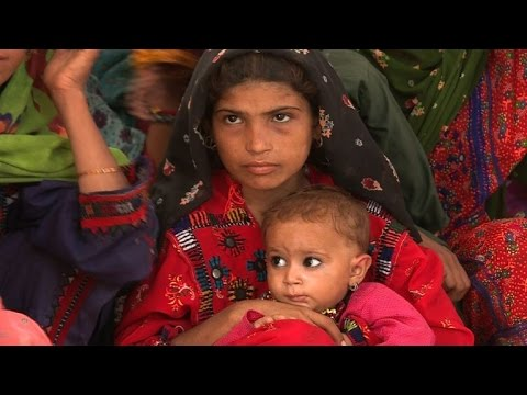 In Pakistan, low breastfeeding rates leads to stunted growth
