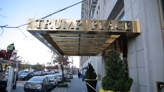 Trump's name removed from apartment buildings