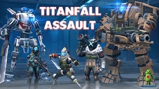 TITANFALL ASSAULT GAMEPLAY - ( iOS / ANDROID )