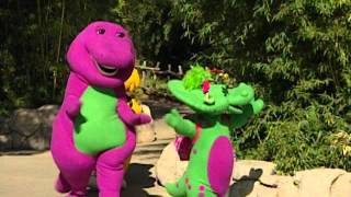 Barney: Let's Go to the Zoo - Clip