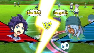 Inazuma Eleven GO Strikers 2013 New hakuren vs Little Giants Wii