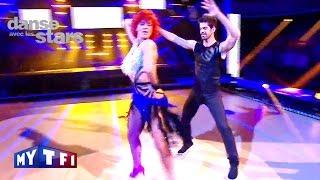 DALS S05 - Une samba avec Miguel Angel Munoz et Fauve Hautot sur ''Maria'' (Ricky Martin)