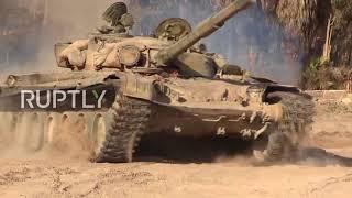 Syria: Government forces re-capture Deir ez-Zor