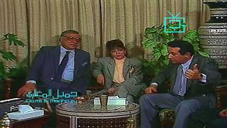 شاهد فريد شوقي ونور الشريف و يونس شلبي و نوادرهم مع كرة القدم