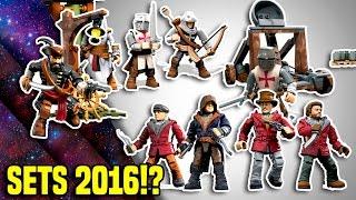 ¿Nuevos Sets? | Assasins Creed Mega Bloks