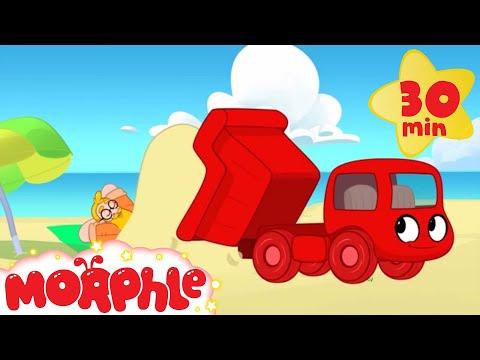 Xxx Mp4 Dump Truck Video For Kids My Magic Pet Morphle 3gp Sex