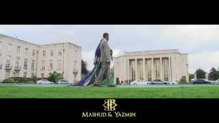 Bengali Wedding - Crown Banqueting - Mashud & Yazmin's Trailer 2014