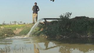 Pakistan faces water crisis