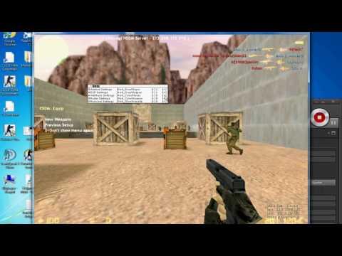 Counter Strike 1.6 Dünyanın En iyi Aim Hilesi