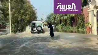 صباح العربية: جدة .. فسحة مرح رغم السيول