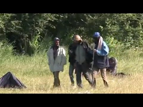 Calais Jungle: Women fear rape by fellow Muslim