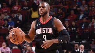 Rockets 10 Game Win Streak! Harden Franchise Record Tied! 2017-18 Season