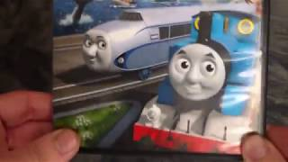 Thomas and Friends Home Media Reviews Episode 110 - Extraordinary Engines