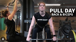 Intense Pull Workout | What's My Motivation?