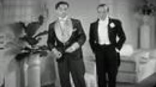 The Gay Divorcee - Astaire, Rogers, Blore, Rhodes