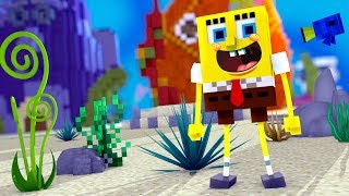 Minecraft: BED WARS TEMATICO BOB ESPONJA ‹ AMENIC ›
