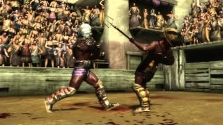 Spartacus Legends -- Cast Interviews Official Video [UK]
