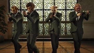 GTA V Online: Heists | كيف تسرق بنك؟
