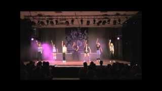 Saskia's Dansschool, The Starfactory. Eindshows 2013 opening
