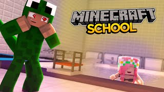 Minecraft School S2 - SOMEONE ALMOST DROWNS!!?