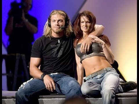 WWE Real Couples WWE Wrestlers Who Married Fellow Wrestlers in Real Life