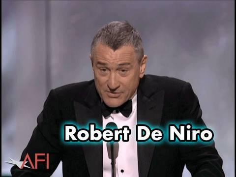 Robert De Niro On Working With Meryl Streep
