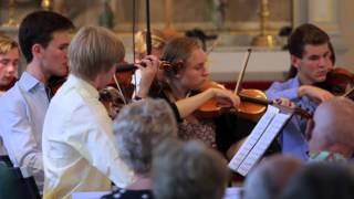 W.A. Mozart - Divertimento in D major for strings K.136, mvt 2