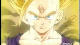 Dragon Ball Z AMV Disturbed - Stricken