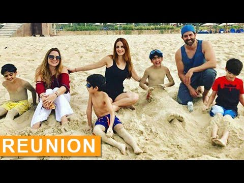 Xxx Mp4 Hrithik Roshan And Sussanne Khan Holiday In Dubai LEAKED PIC Unseen Bollywood Rare Photos 3gp Sex