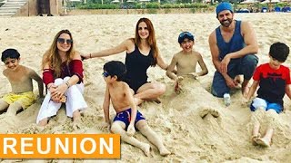Hrithik Roshan And Sussanne Khan Holiday In Dubai | LEAKED PIC | Unseen Bollywood | Rare Photos