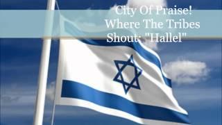 Up To Jerusalem - Paul Wilbur (Lyrics)