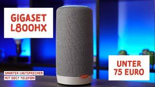 Gigaset L800HX - Alexa mit richtigem Telefon