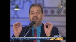 المنشد نور الدين خورشيد مولد رأس السنة الهجرية في جامع الاموي