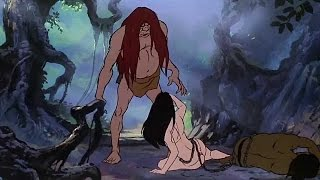Fire & Ice Animated Cartoon Full Movie In English (1983) | Part 5/8