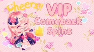 LINE Play - VIP Comeback Spins (SUPER LUCKY)