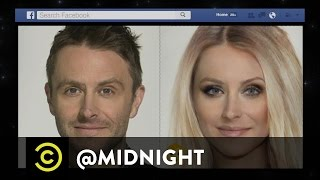 FaceCrapp - @midnight with Chris Hardwick