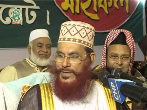 Bangla Waz by Allama Delwar Hossain Sayeedi Sylhet 2009 day 3 Part 2 bangla waj HD