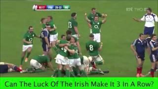 Ireland 6 Nations 2016