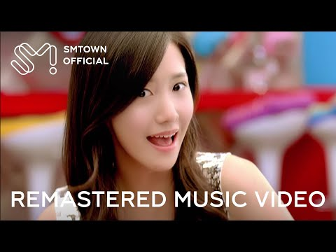 Girls` Generation 소녀시대 Gee MusicVideo