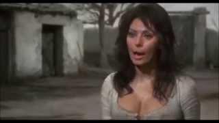 Oscar Winner Sophia Loren Plays A Prostitute In Man of La Mancha (1972)