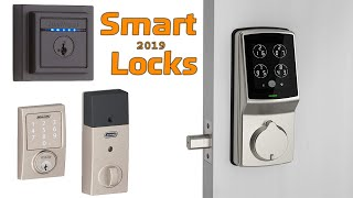 9 Best Smart Locks 2019 For Home - You Must Have